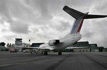 Aéroport de Quimper / Pluguffan