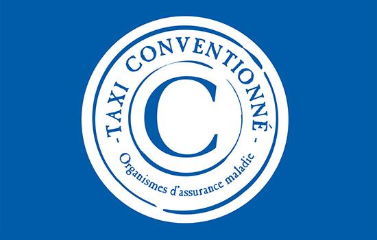 Logo Taxi conventionné CPAM